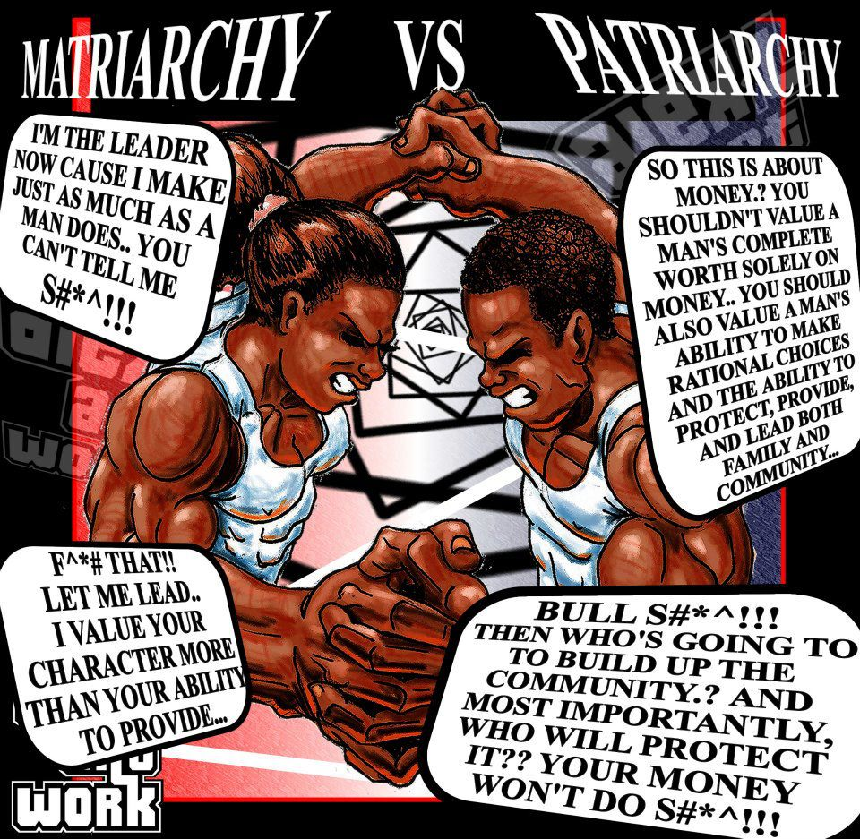 Matriarchy and patriarchy: which is better