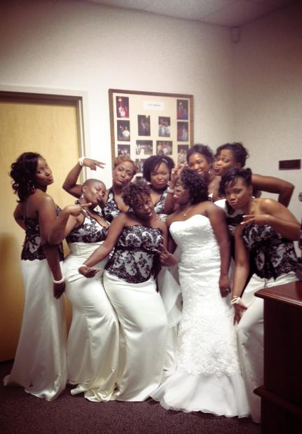 Bridesmaids 2: The Chocolate Version. Coming to River Oaks in Illinois and Camp Creek. Oh, and Montgomery.