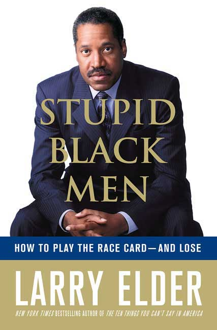 Well, I mean...they invite the Racial Card Game, but get mad when some of us play the race card...go figure.